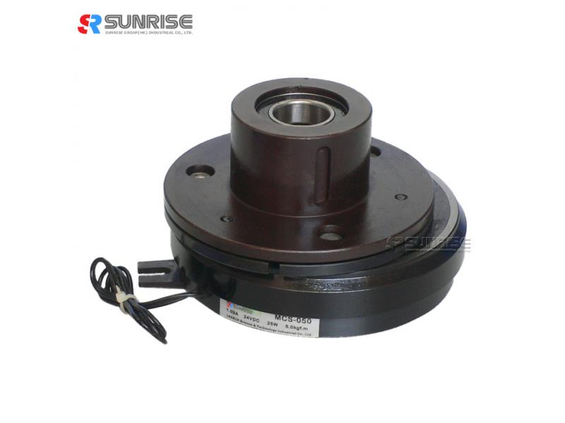 China SUNRISE Industrial electromagnetic clutch for printing machine