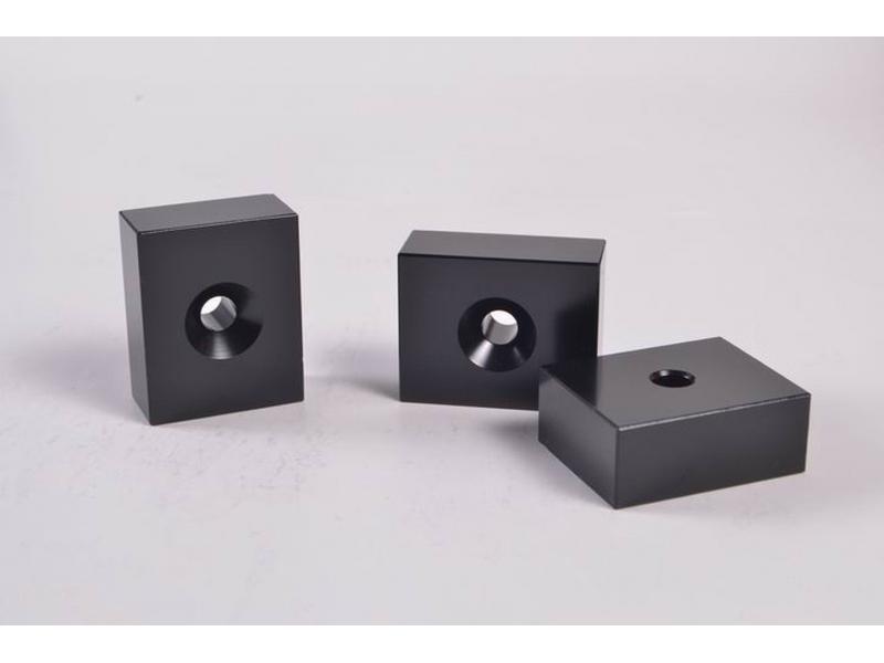permanent ferrite magnet for motor