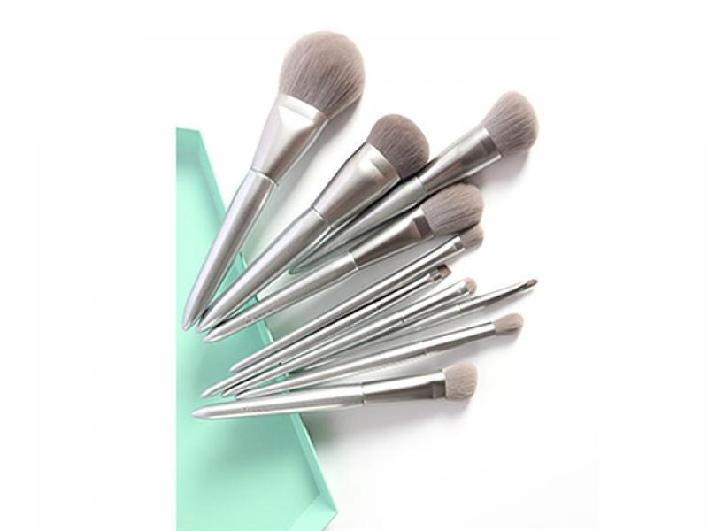 12 Pieces Makeup Brushes