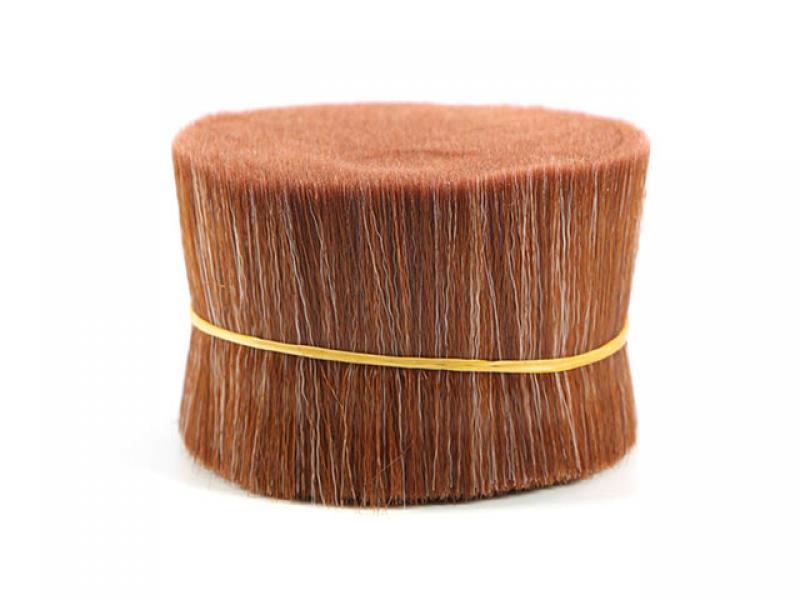 ARTIFICIAL WOOL FOR BRUSH,Wool Fiber for Makeup Brush, Makeup Brush Filament, Imitation of animal ha