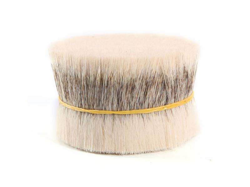 SYNTHETIC HAIR MAKEUP BRUSH, BASF PBT Brush Filaments Bundles,Synthetic brush filament,makeup brush