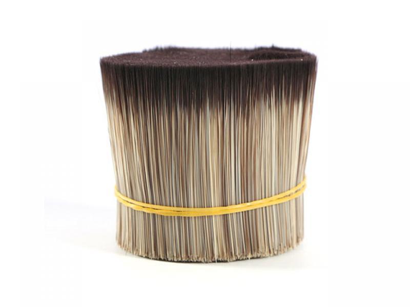 MAKEUP BRUSH FILAMENT, BASF PBT Brush Filament,filament for makeup,brush filaments bundles