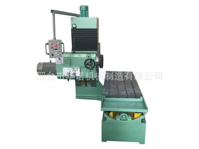 Single-sided milling machine