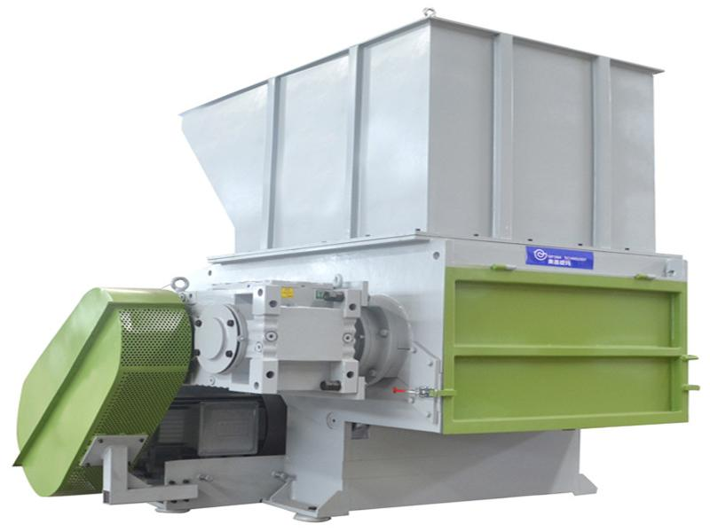 PET PP PVC plastic recycling machine