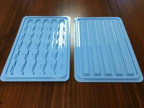 anti-static ram memory chip storage tray