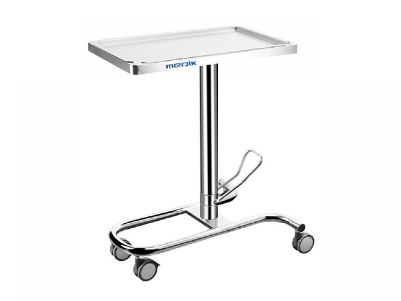 Hydraulic Mayo Table By Foot Control