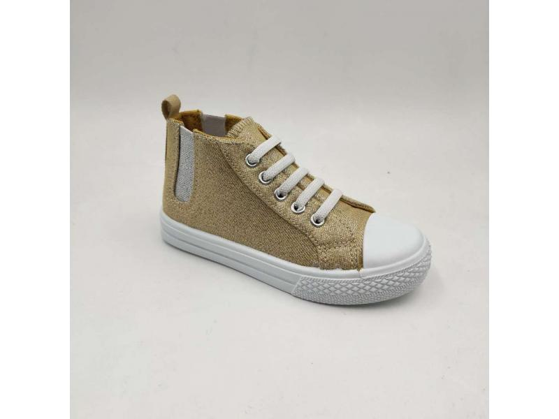Kids Injection High Cut Canvas Casual Shoes Low Price Spelt List