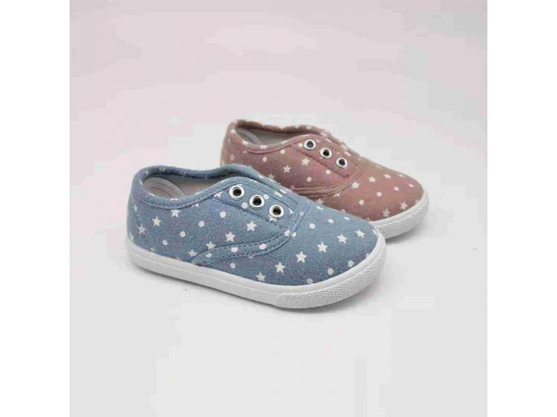 Kids Injection Low Cut Canvas Casual Shoes Low Price Baby Shoes