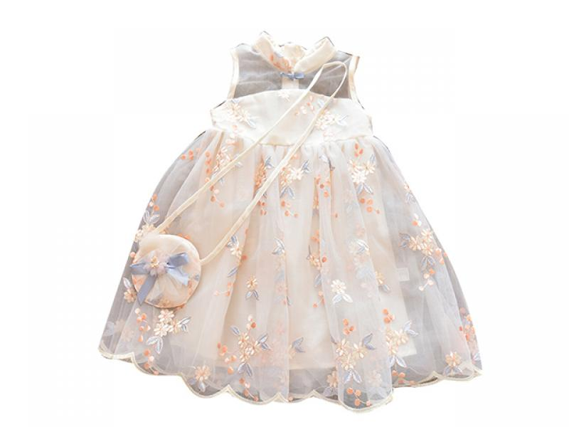 kids clothes girl dress clothes girls suit dress children clothing frocks dots tu clothing summer dr
