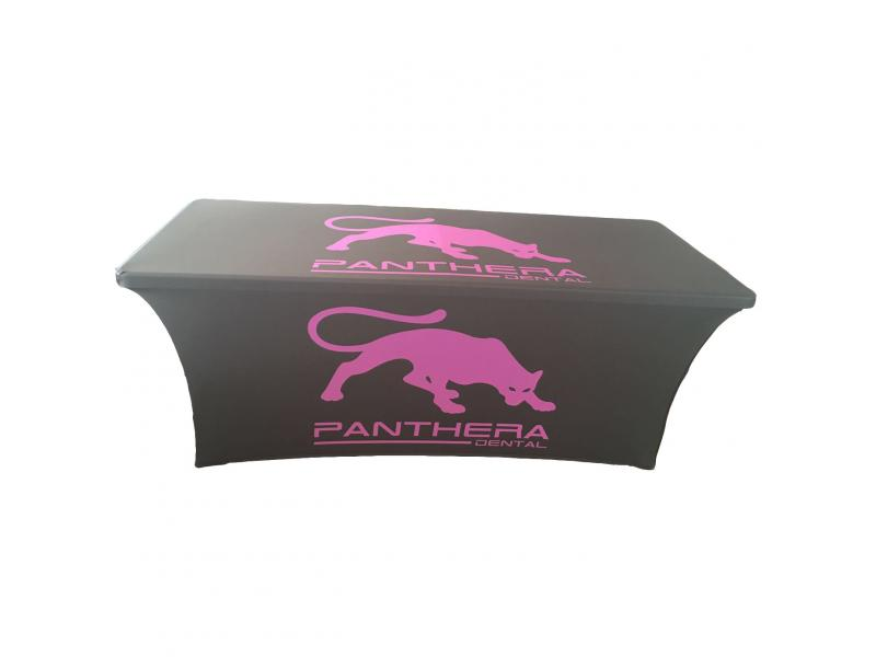 Promotional Fitted Table Cloth Table Throw