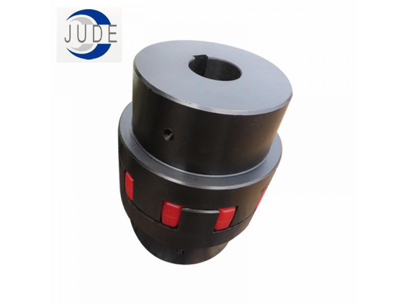 Rotex Flexible jaw coupling with spider