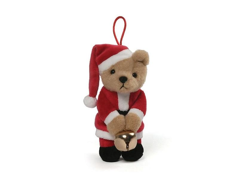 New design christmas xmas gift stuffed toy plush toy  as keychain