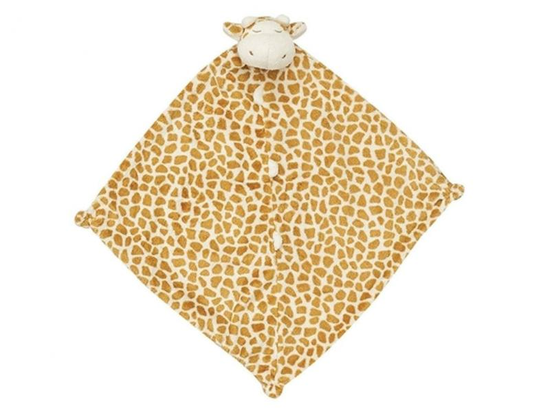 Wholesale stuffed plush Giraffe toy with baby  blanket