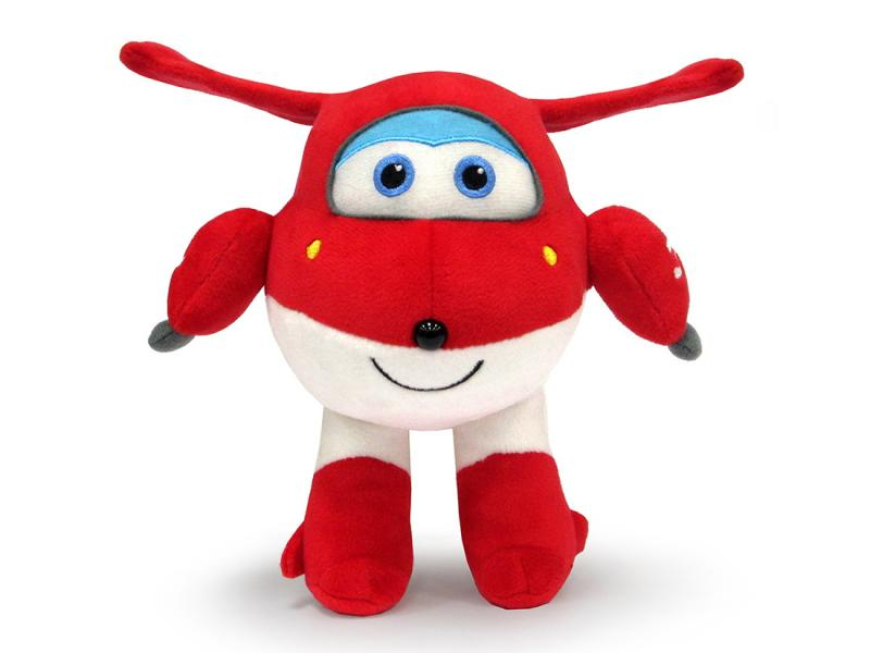 New fashion cartoon plush toys with popular plane charactor