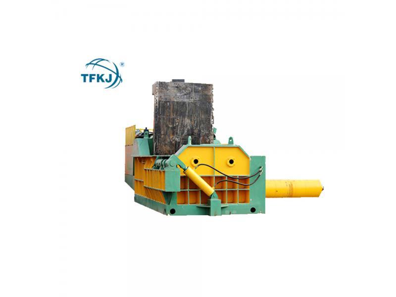 Hot sae Baling press machine for scrap metal