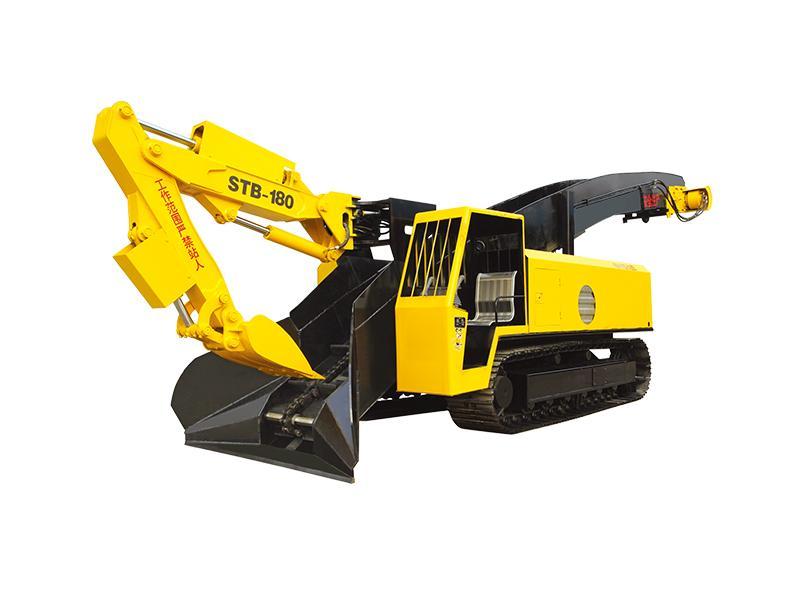 ZWY-STB-180 crawler type mucking loader