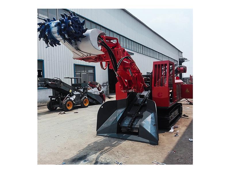 STX-120 milling machine