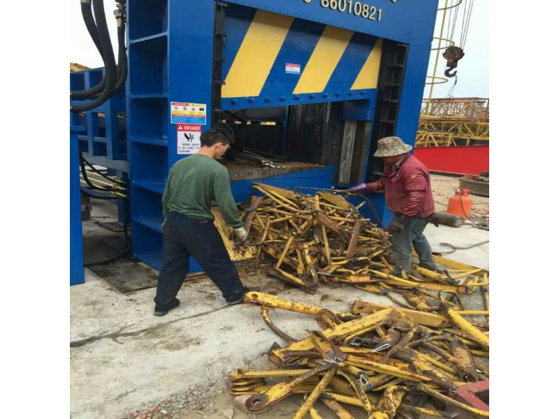 Heavy-duty Scrap Shear