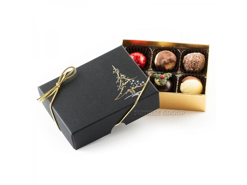 High Quality Customized Paper Printed Attractive Packaging Box of Chocolate