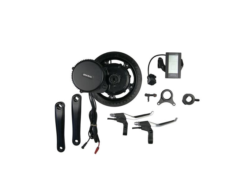 Bafang mid motor kits bbs02 48v 750w for electric bicycle