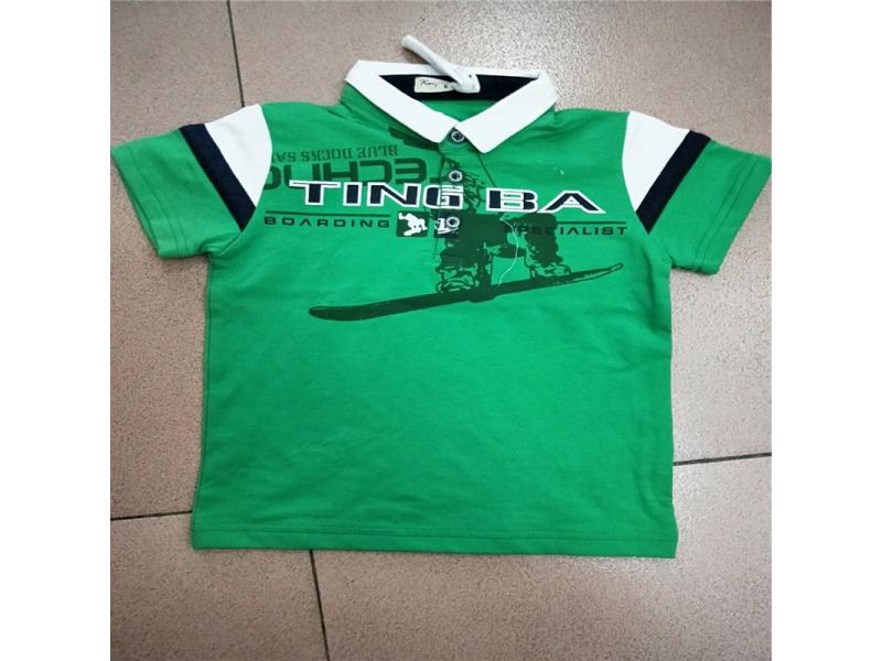 Boys Sports Series Cotton T-Shirt T014