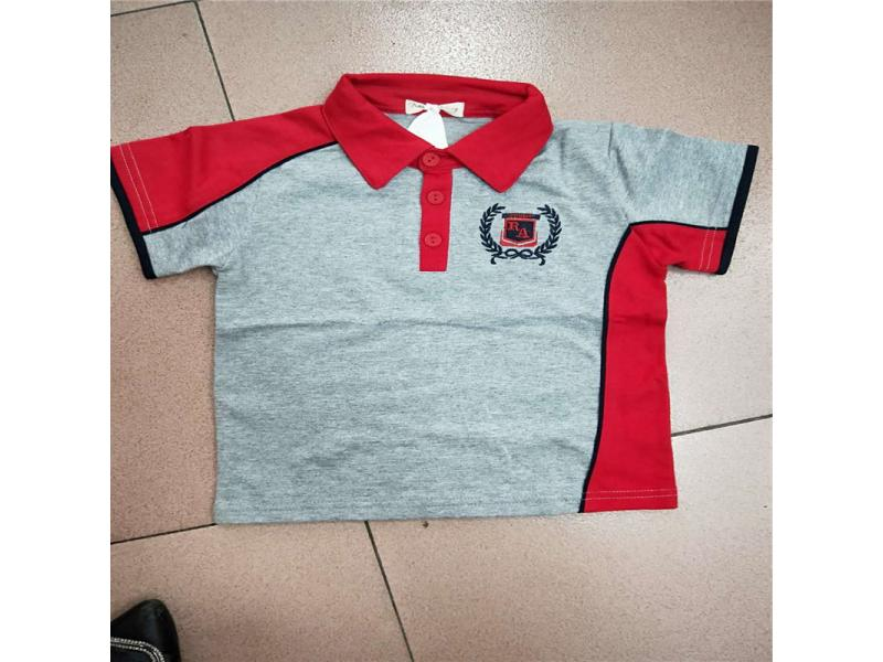 Boys Sports Series Cotton T-Shirt T019
