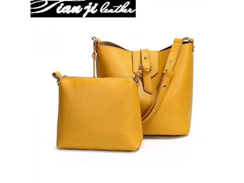 Wholesale Fashion PU Leather Ladies Handbags Women Bag Lady Handbag (J547)