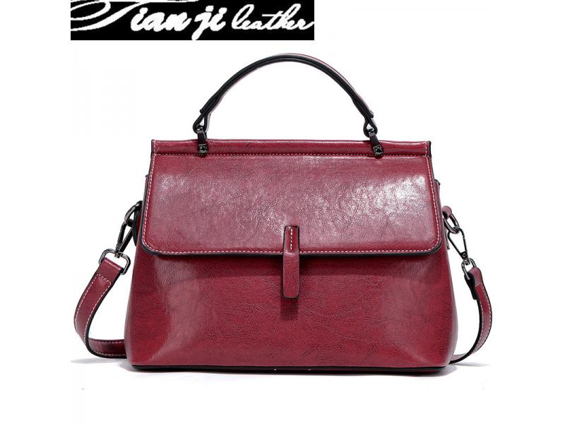 Hot New Factory OEM Fashion Top Handle Lady Handbag (J533)