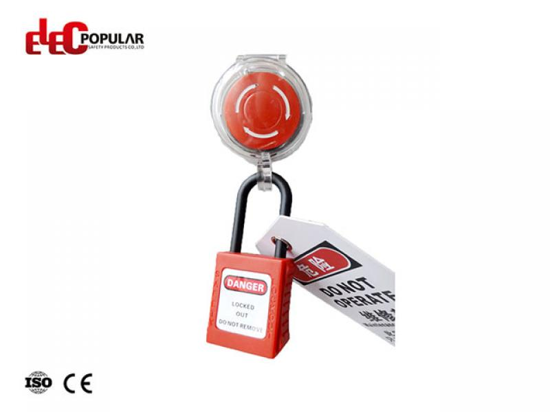 Emergency Stop Lockout EP-8132    Electrical Lockout
