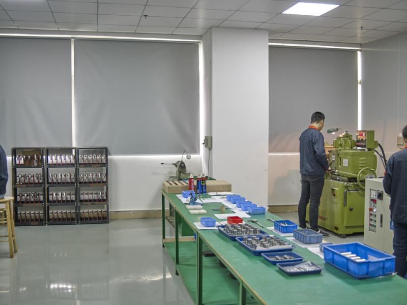 Dongguan Baige Precision Mold Parts Co.,ltd