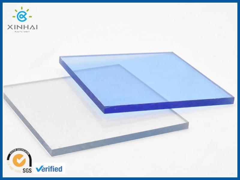 4mm polycarbonate solid sheet clear