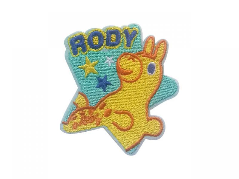 Embroidered stickers z0010