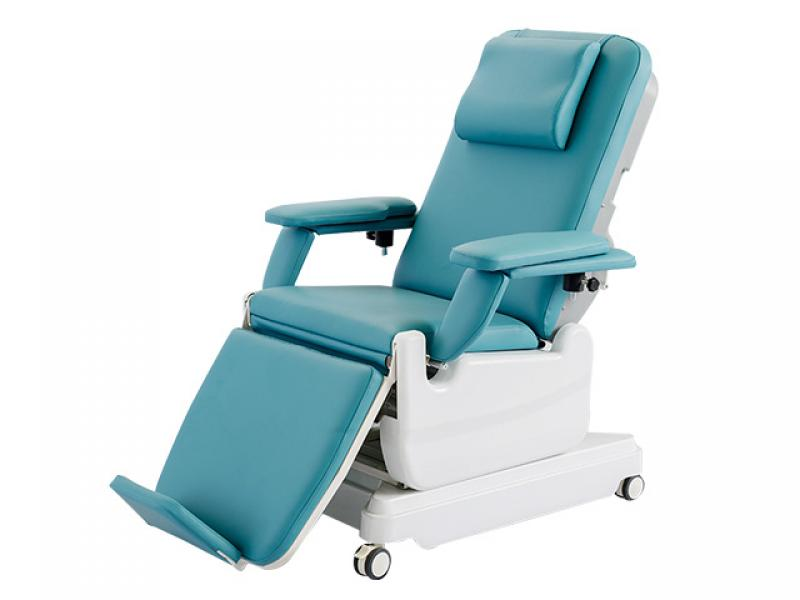 Hospital Medical Blood Donor Chair Dialysis Chair