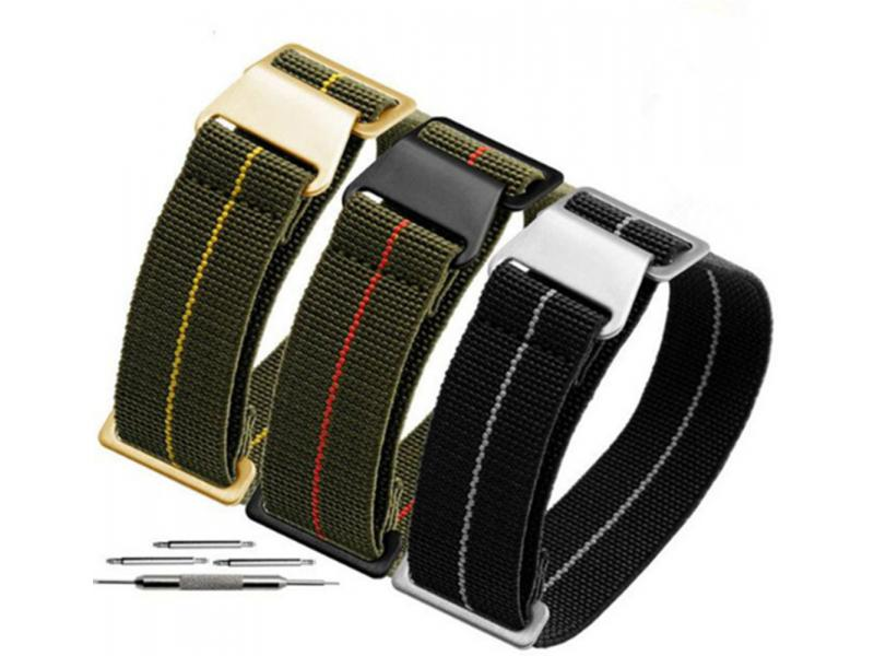 Juelong Wholesale France Parachute Elastic Watch Strap