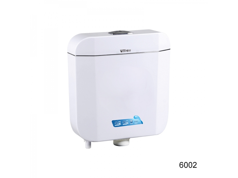 plastic toielt water tank  Hight quality nice price  made in China sanitary ware YJ-6002