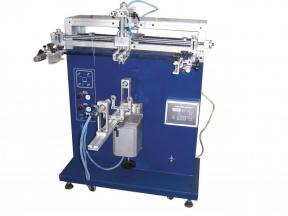 SPC Pneumatic Cylindrical Screen Printer