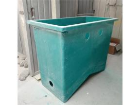 FRP fiberglass aquaculture fish breeding tank pond Pool