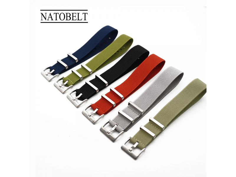 Juelong High Quality French Force Parachute Elastic Watch Strap