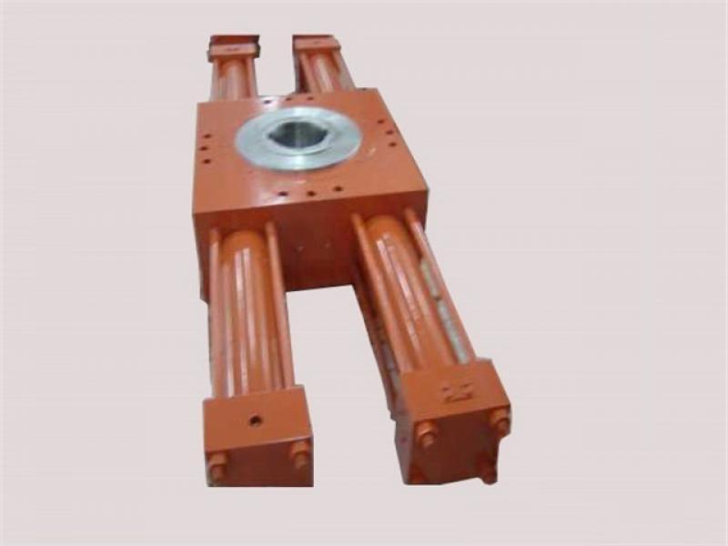 Gear-Rack Hydraulic Cylinder