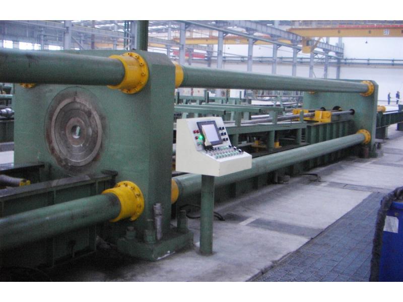 Hydraulic Cold Drawbench