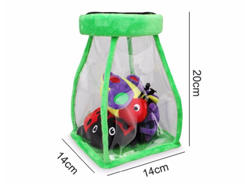 Fancy Flying Insect Stuffed Plush Toys for Baby