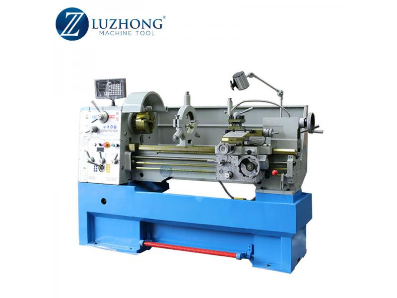 Universal lathe machine CM6241 Gap bed lathe machine