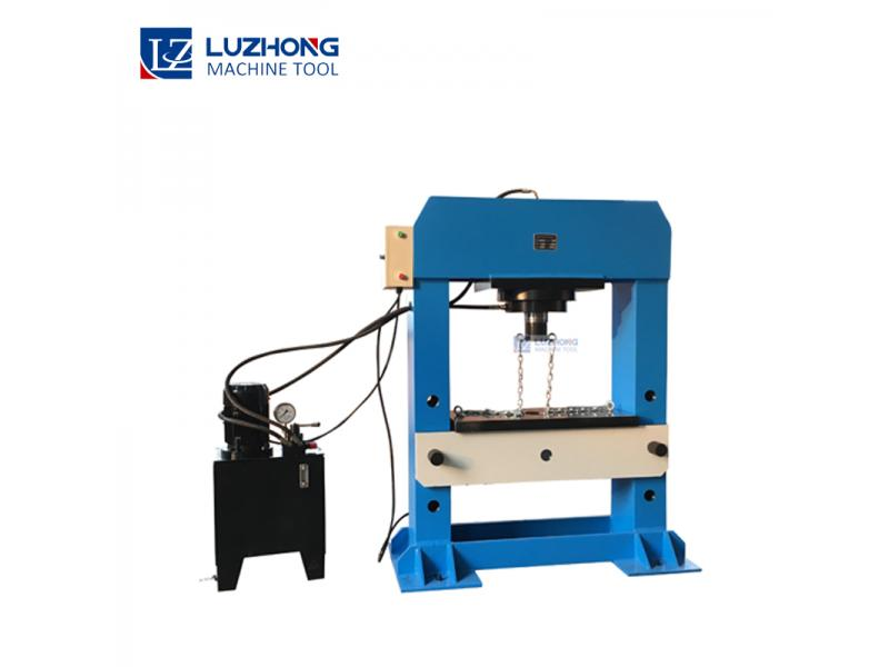 HP-300 steel door hydraulic press machine