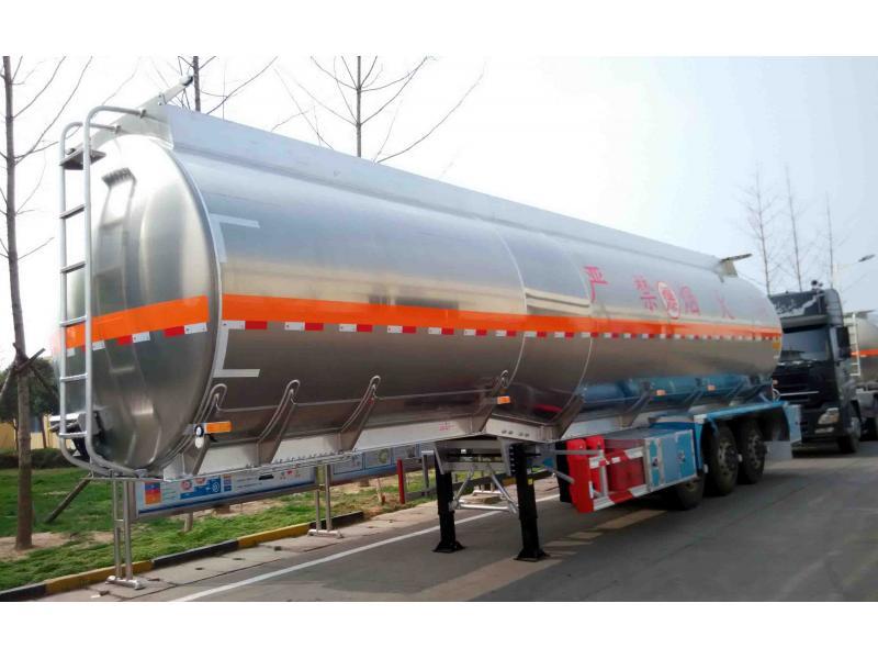 Aluminum alloy oil semi-trailer/Aluminum alloy tank semi-trailer/
