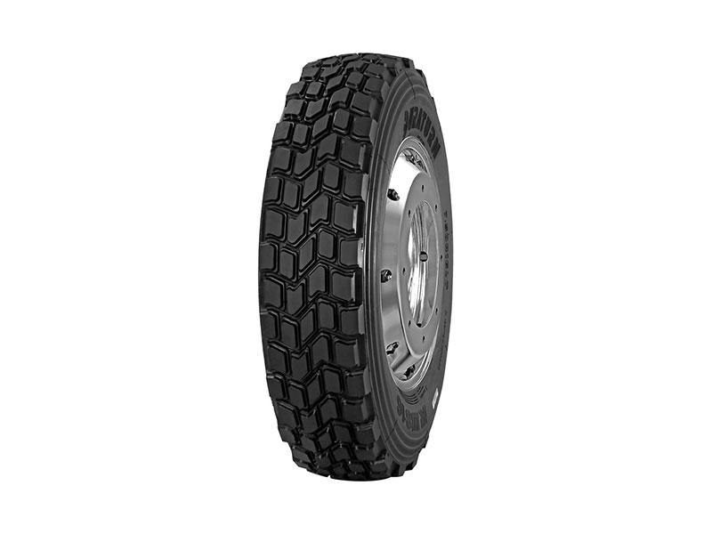 DURATURN Y816 radial truck tire