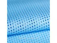 warp knitting triangle hole polyester fabric