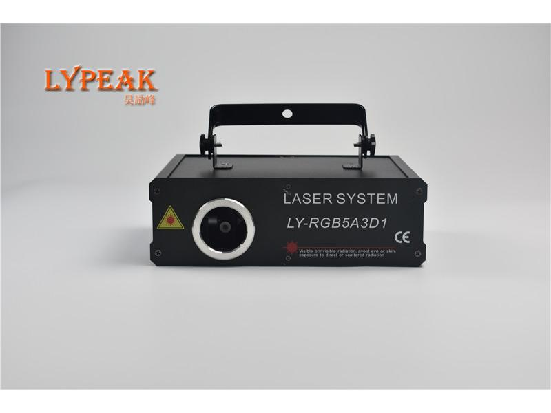 factory price Full color 500mW Animation  laser light with SD  led stage lighting Card disco party l