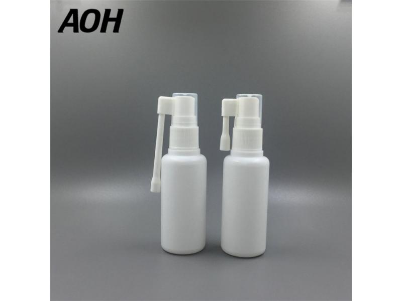 Chinese Products Wholesale Cosmetic Hdpe Diameter 31 Plastic Bottles White Hydrating Spray Bottle