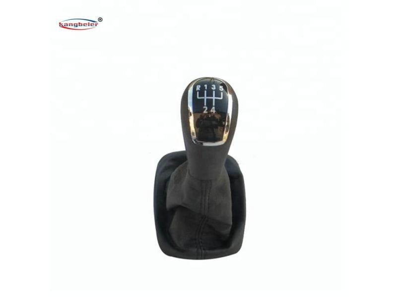 OEM Gear Shift Knob and Gaitor For Skoda Fabia