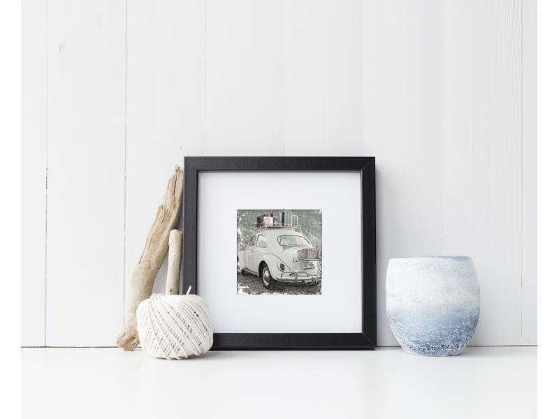 Set up photo frame 8x10in matted to 5x7in photo frame